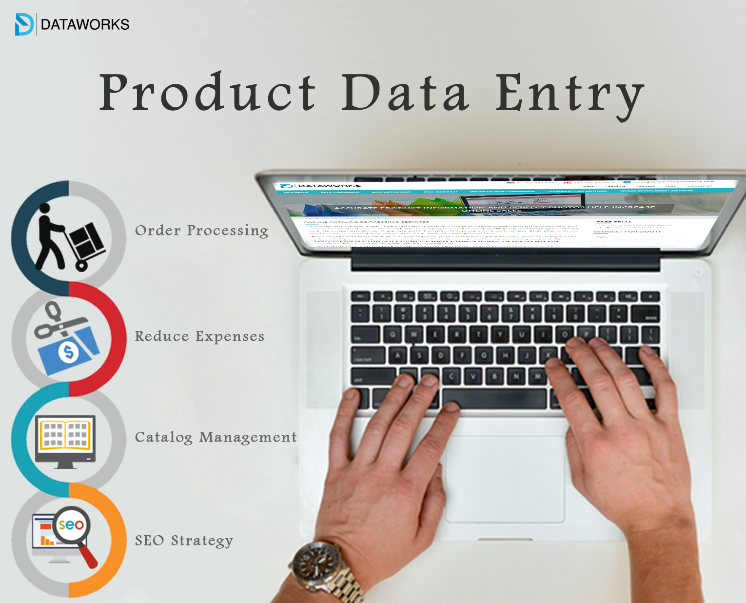 4 Major Advantages of Outsourcing Product Data Entry Services