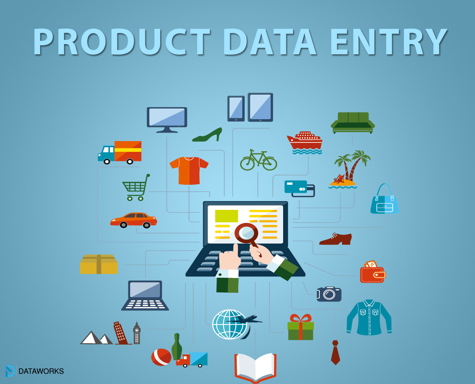 Benefits of Outsourcing your Product Data Entry Requirements