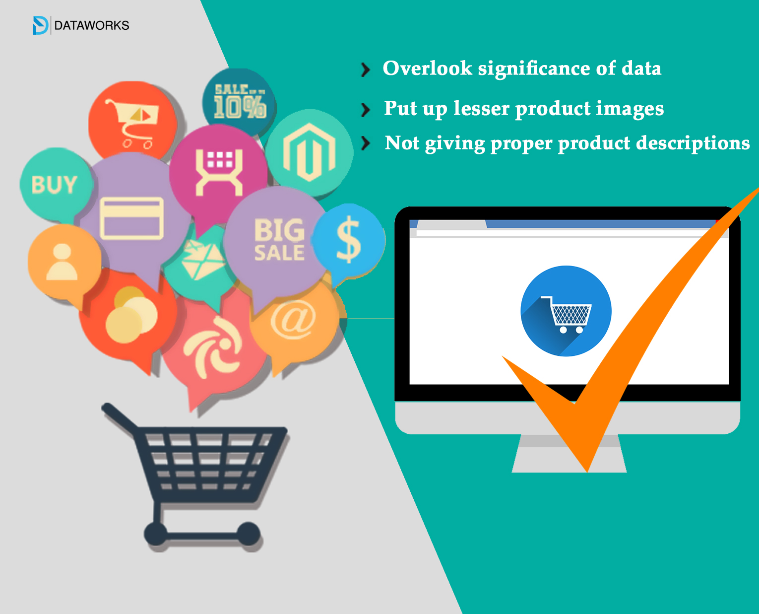 Common mistakes to avoid in Ecommerce product data entry services