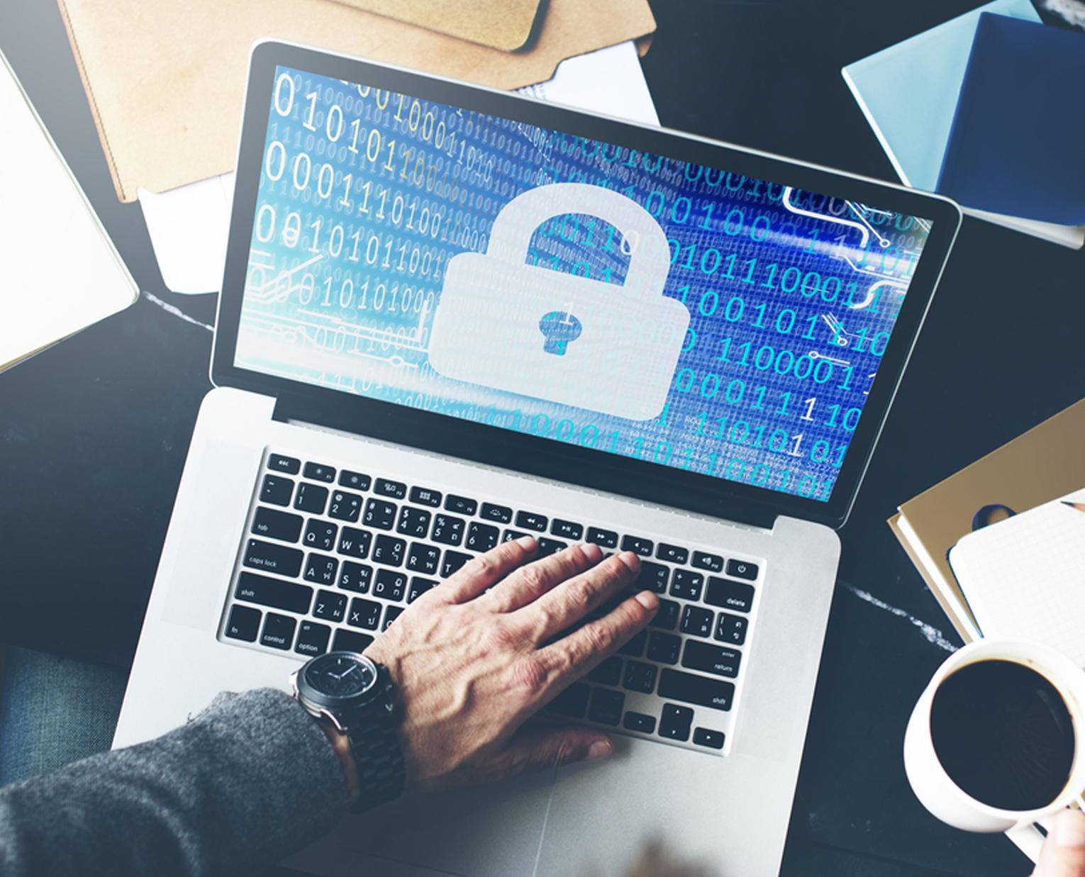 How to ensure data security while outsourcing?