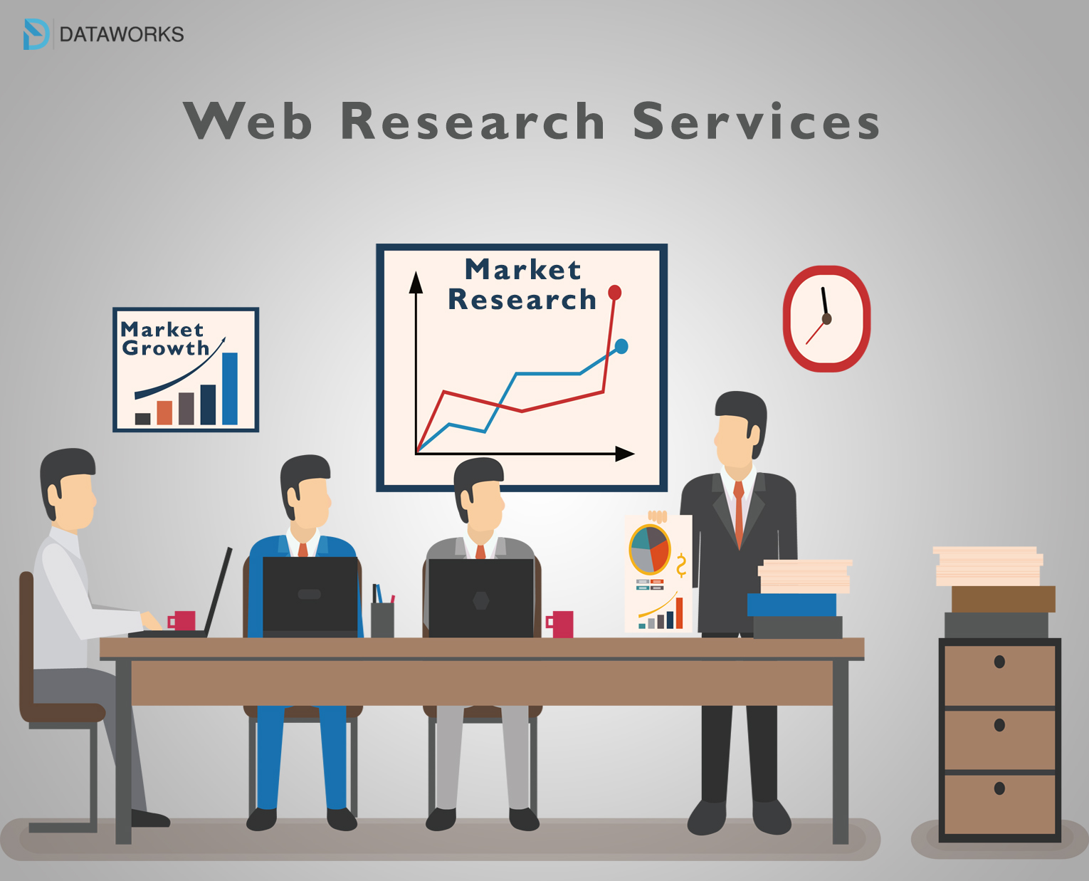 Outsourcing Web Research Services for Market and Business Intelligence
