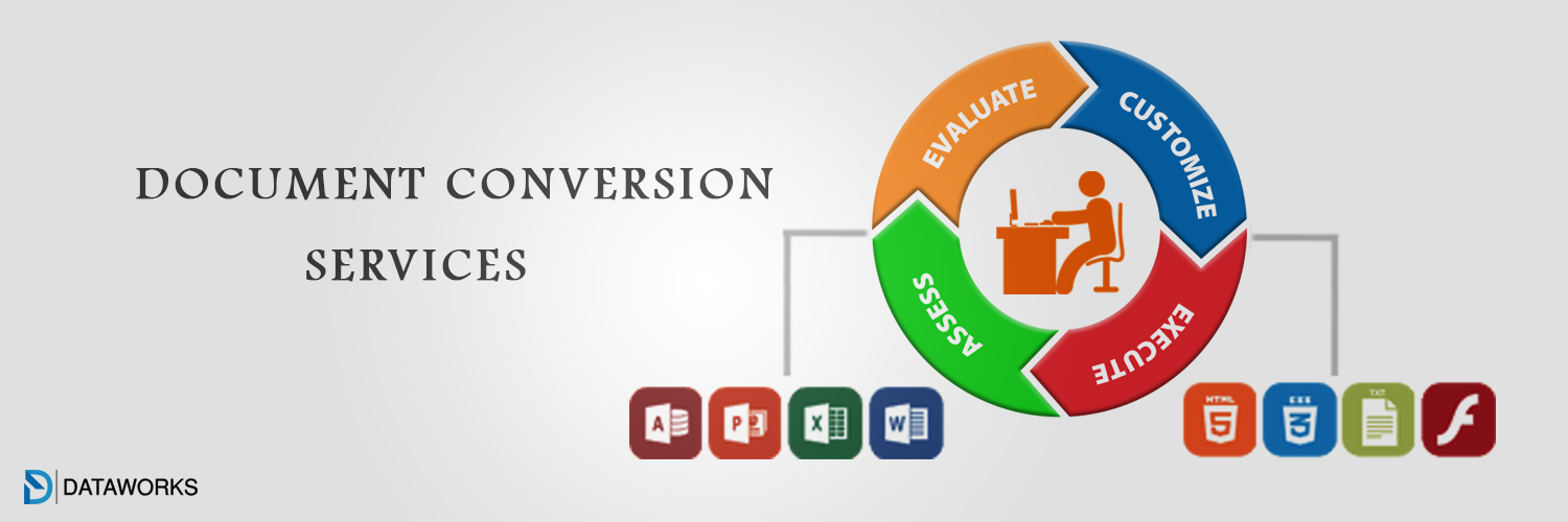 Steps to ensure successful Document conversion services
