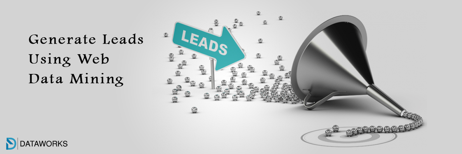 Tips to generate leads using web data mining