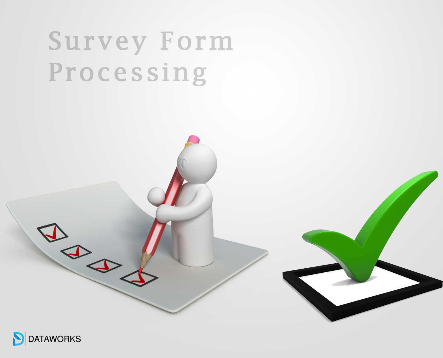 Tips to select the right survey forms processing partner