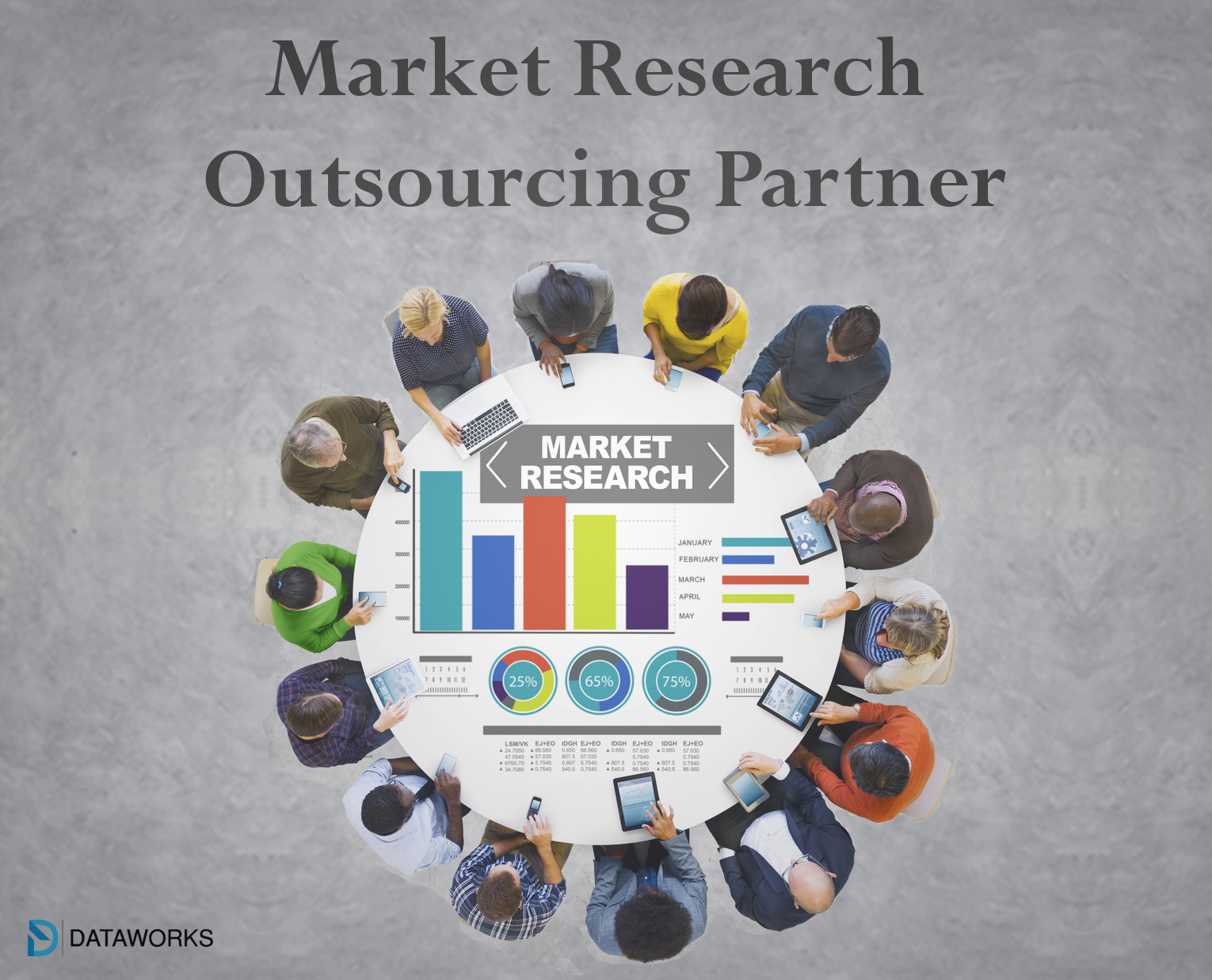 What you look for in your market research outsourcing partner?