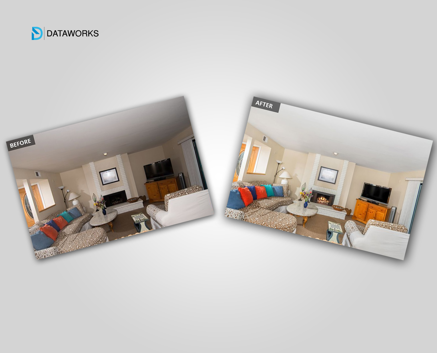 Why do real estate businesses need photo editing services?