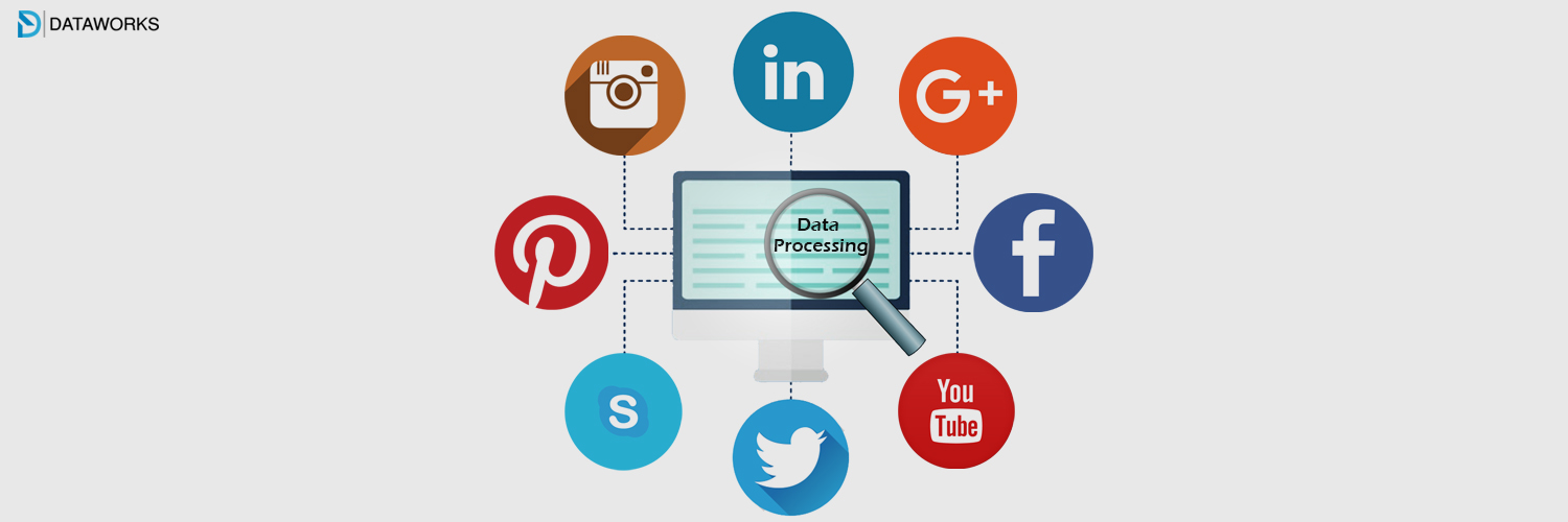 Why you require data processing for social media?