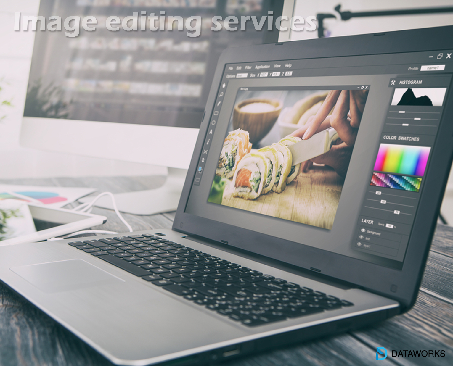 Why to outsource image editing services