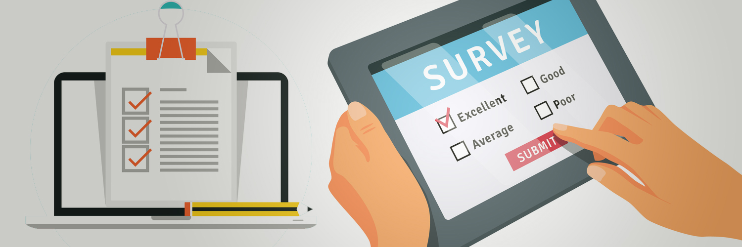 Survey forms data processing for a leading document management firm