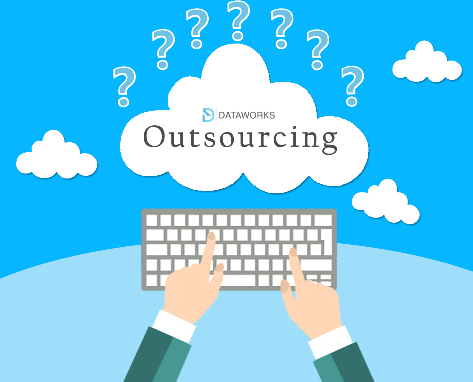 Myths about outsourcing data entry services… busted